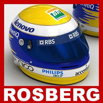 2009 F1 Helmets Pack