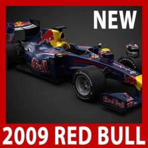 2009 F1 Red Bull RB5