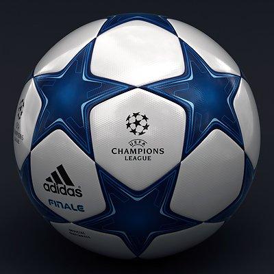 2328 2010 2011 UEFA Match Balls Pack
