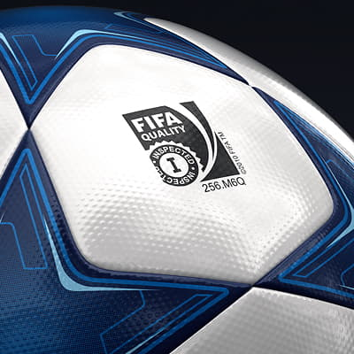 2496 UEFA Champions League Cup Trophy and Finale 11 Match Ball