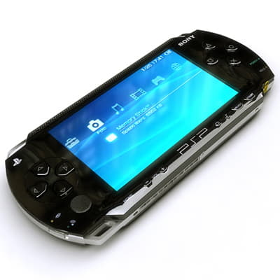 Sony PSP and Nintendo DS Lite Pack