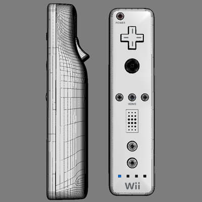 285 Wiimote and Nunchuk Controllers