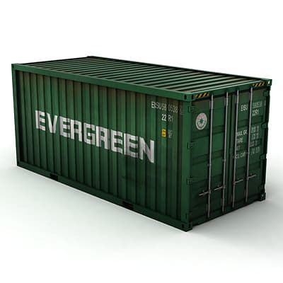 353 ISO Cargo Containers Pack