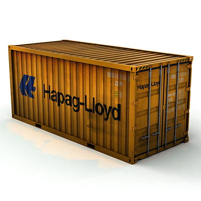 355 ISO Cargo Containers Pack