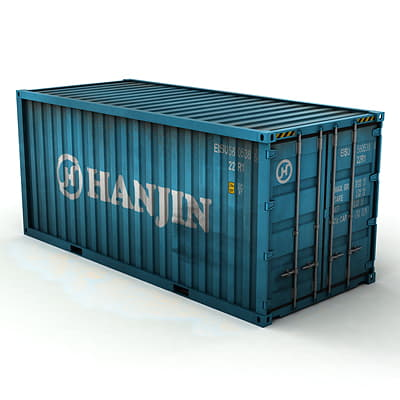 357 ISO Cargo Containers Pack