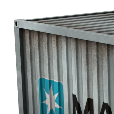 365 ISO Cargo Containers Pack