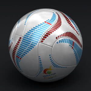 543 Teamgeist Official Andalucia 2009 Peace Cup Ball