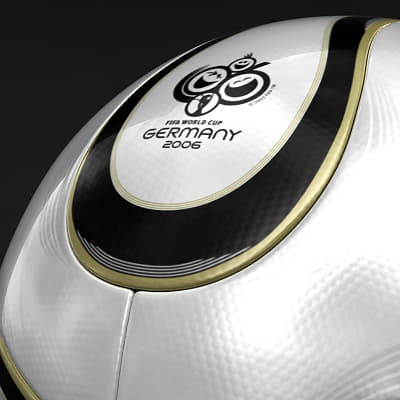 Teamgeist Official Germany 2006 FIFA World Cup Ball