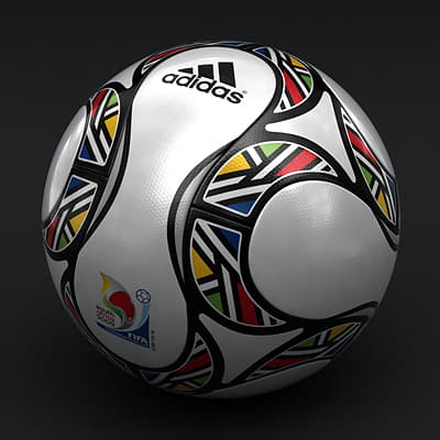 658 Teamgeist Official South Africa 2009 FIFA Confederations Cup Ball