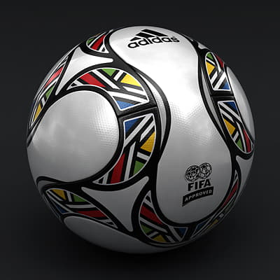 659 Teamgeist Official South Africa 2009 FIFA Confederations Cup Ball