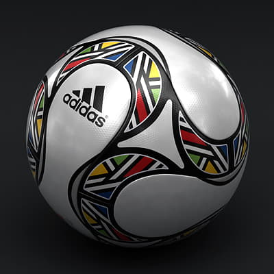 660 Teamgeist Official South Africa 2009 FIFA Confederations Cup Ball