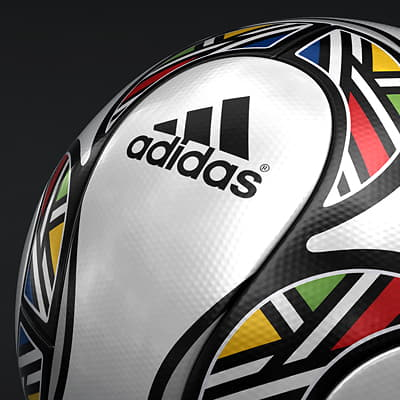 661 Teamgeist Official South Africa 2009 FIFA Confederations Cup Ball