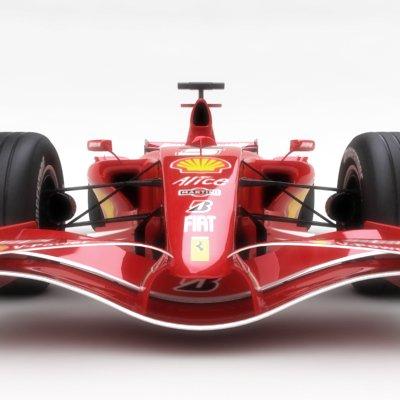 2007 F1 Ferrari 2007