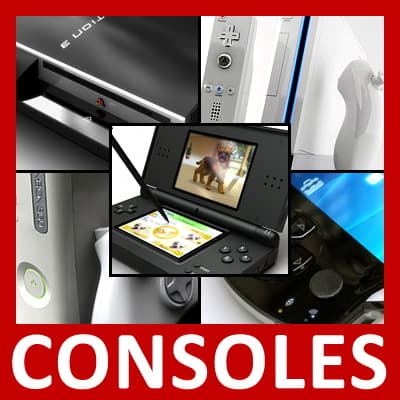 Consoles Pack