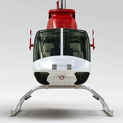 Bell206A th009