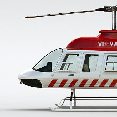 Bell206A th010