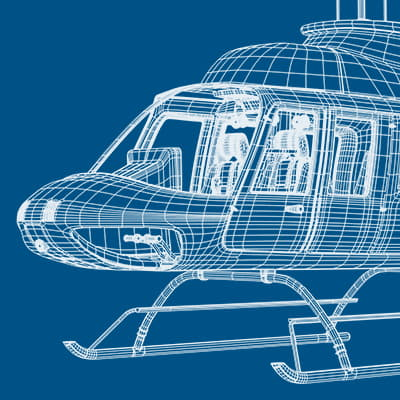 Bell206A th026