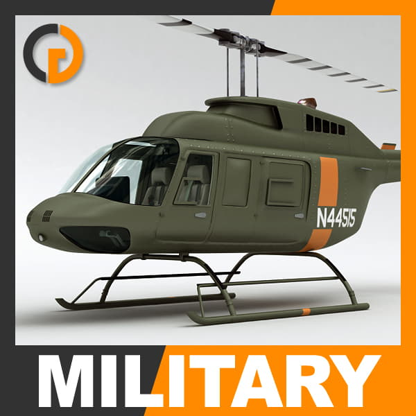 Bell206M th001
