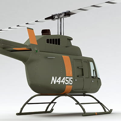 Bell206M th007