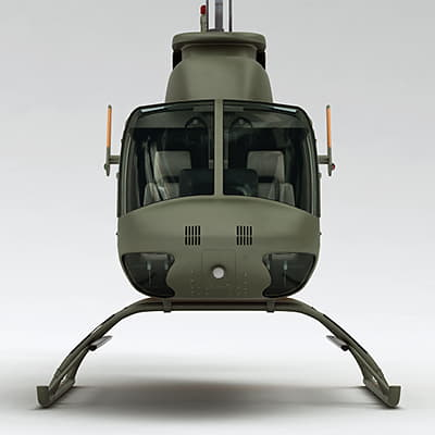 Bell206M th009