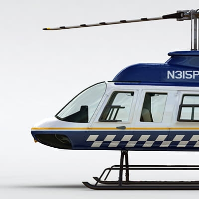 Bell206P th010