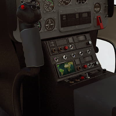 Bell206P th023
