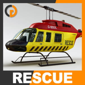Bell206R th001