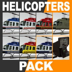HelicoptersPack th001
