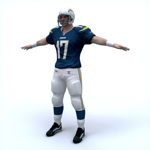 ChargersPlayer th005