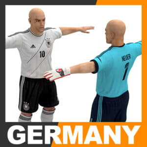 GermanyPlayer th001