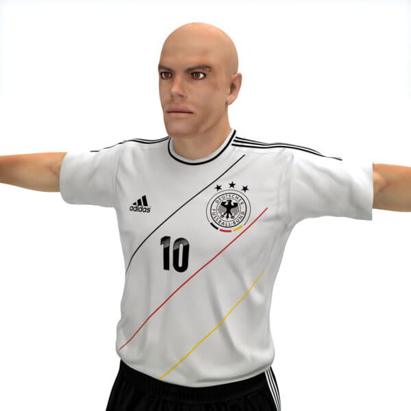 GermanyPlayer th005
