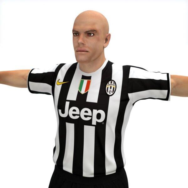 JuventusPlayer th005